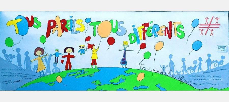 Fresque MDPH