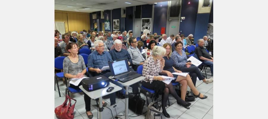 Le CDCA 05 est compisé de 69 membres